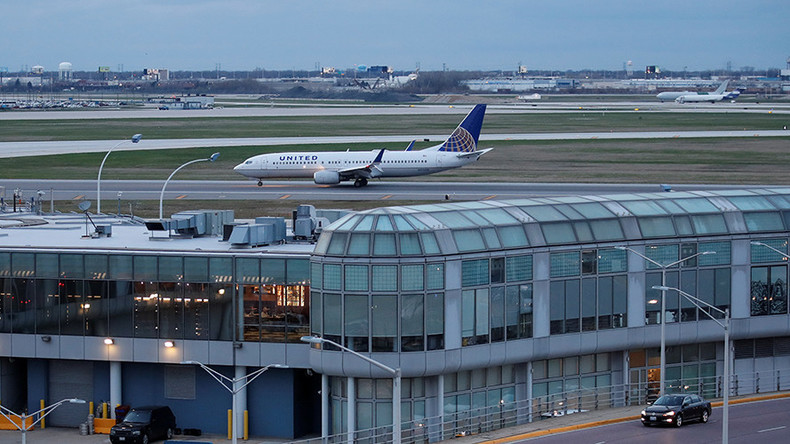 Gay dad accused of touching son's genitals in latest United Airlines scandal
