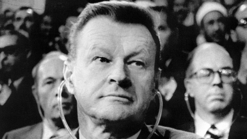 Eurasian chessboard & total surveillance: 10 quotes by the late Zbigniew Brzezinski