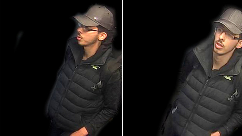UK police release photo of Manchester bomber on attack night, find device 'assembly place'