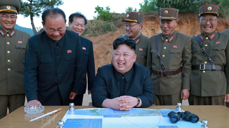 Kim Jong-un observes test & orders mass production of 'next-gen air defense system'