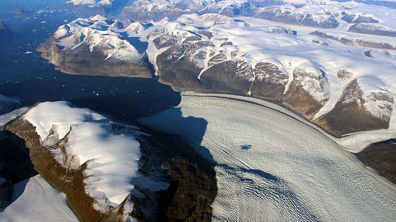 NASA study links Greenland ice loss to 'gigantic invisible wave'