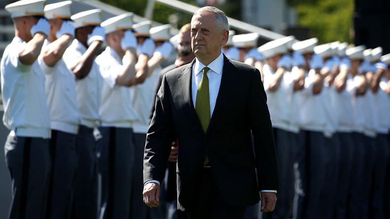 Civilian casualties inevitable amid US tactics of 'ISIS annihilation' – Mattis