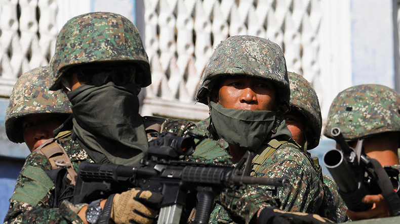 Duterte offers to hire Muslim separatists, Maoists as 'soldiers' to fight ISIS-linked militants
