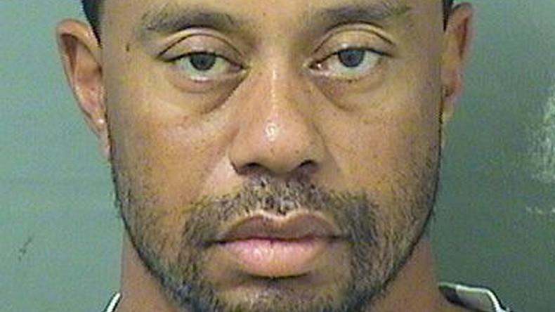 Golf legend Tiger Woods arrested on suspicion of drunk driving