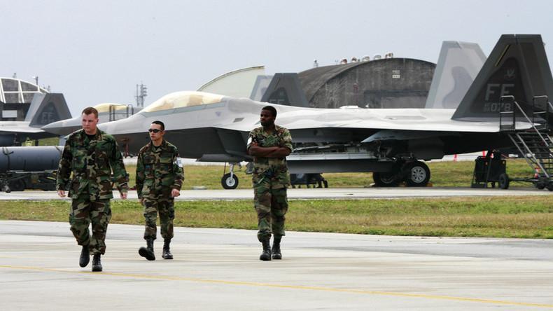 Japan wants US parachute drills grounded amid Okinawa anger