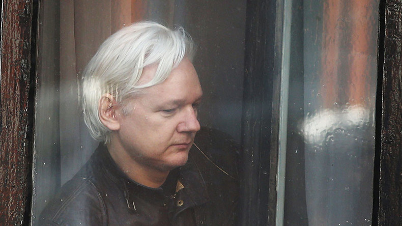 'Even US doesn't call me a hacker': Assange hits back at Ecuador's new president