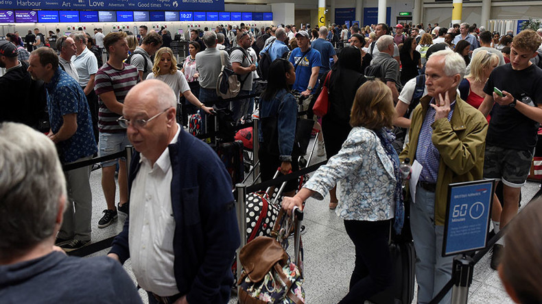 Flight chaos could cost British Airways more than $100mn