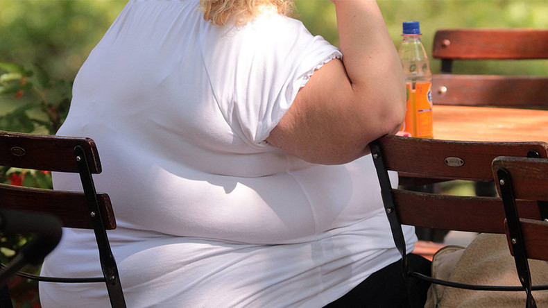 900,000 Brits too fat to work, study claims