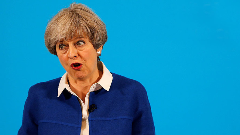 Song calling Theresa May 'Liar, Liar' reaches No1 in iTunes UK music charts (VIDEO)