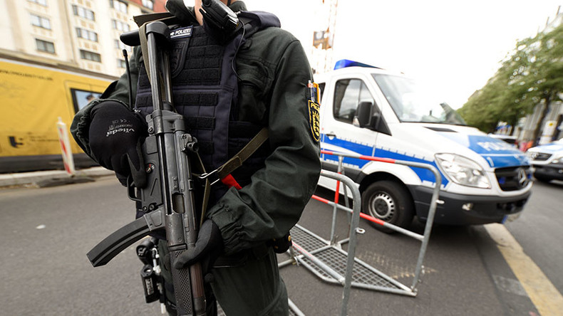 German police detain 'jihadist' teen over suspected Berlin terrorist plot