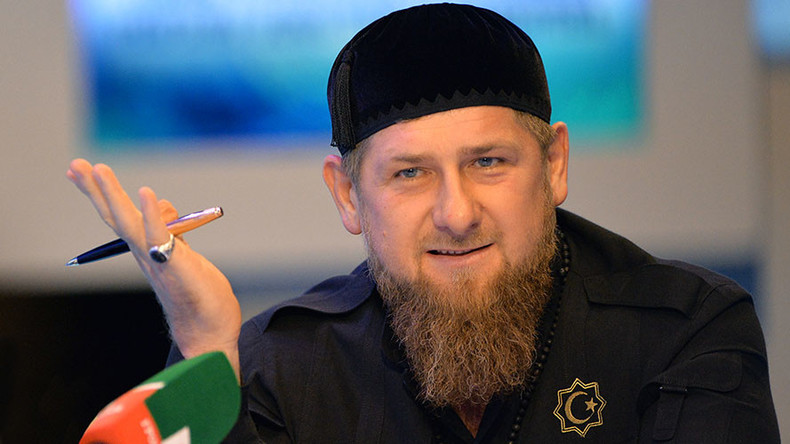 Kadyrov invites Macron to 'search for truth' in Chechnya after attacks on RT