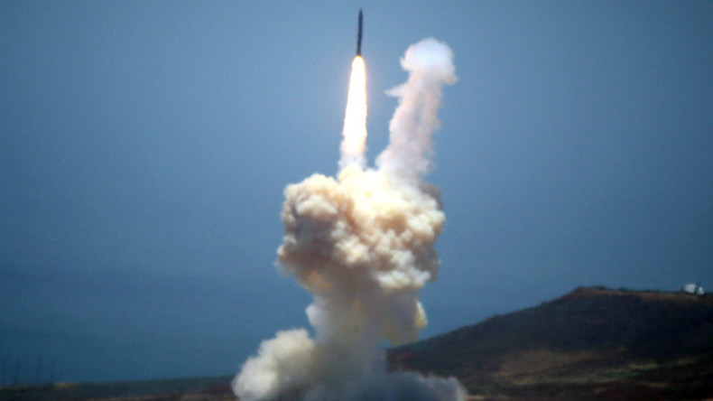 US tests ICBM interceptor missile amid rising tensions with North Korea (VIDEO)