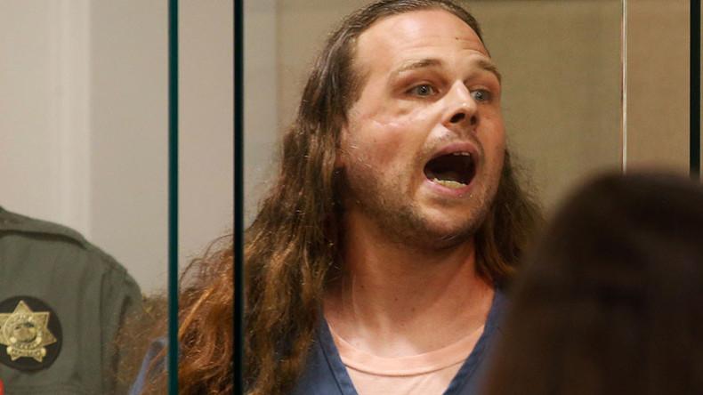 'Free speech or die': Portland stabbing suspect yells in court (VIDEO)