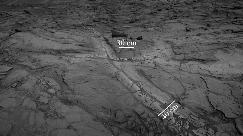 Mars 'halos' discovery expands period Red Planet could have harbored life (PHOTO)