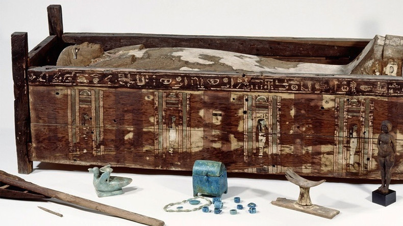 Ancestors of ancient Egyptians came from Europe and Middle East, says study