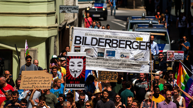 Secretive Bilderberg Group to talk Russia, Trump & 'war on information'