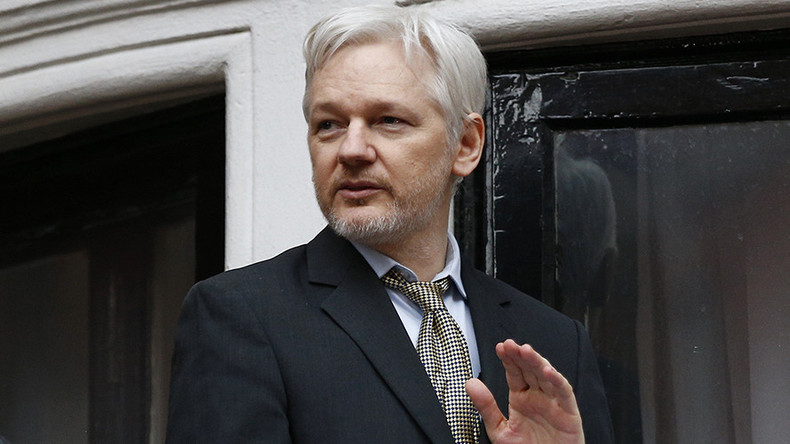 'WikiSpeaks': Assange teases weekly radio show, asks for name suggestions (POLL)