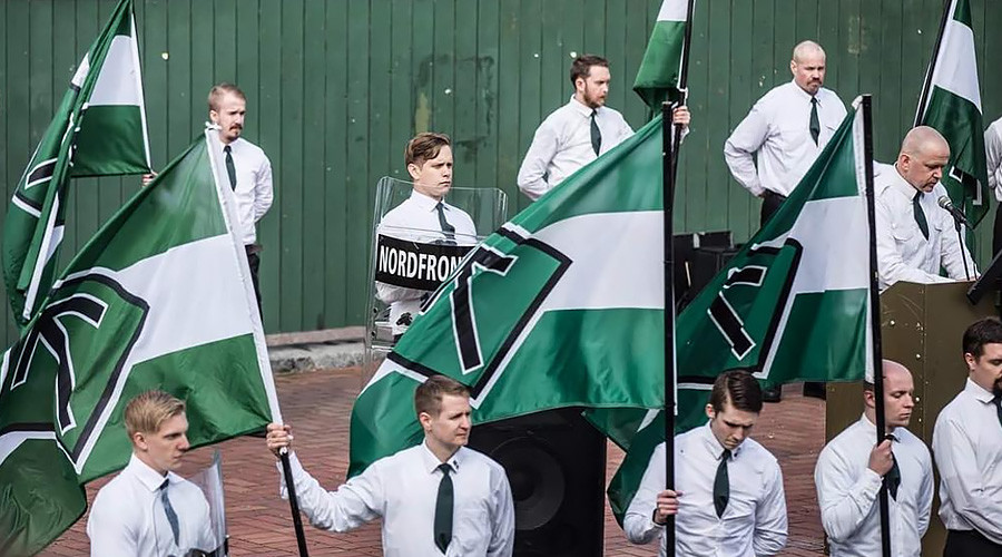 Neo-Nazi's May Day march met with resistance in Sweden (VIDEOS, PHOTOS)