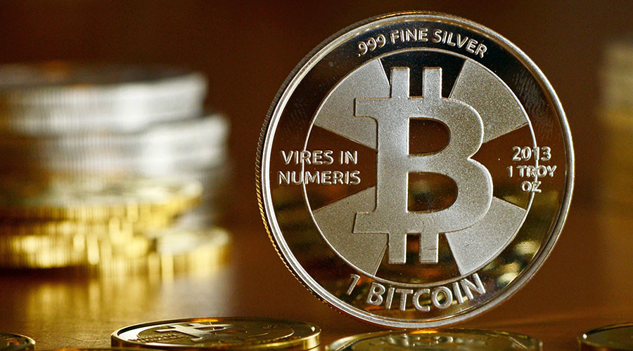 Bitcoin hits new record high on upsurge in global demand