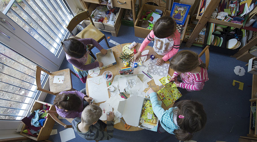 Outcry from parents after refugee given shelter at children's day care center in Germany