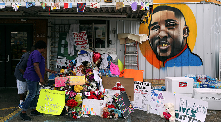 No civil rights charges for Baton Rouge police in Alton Sterling shooting death