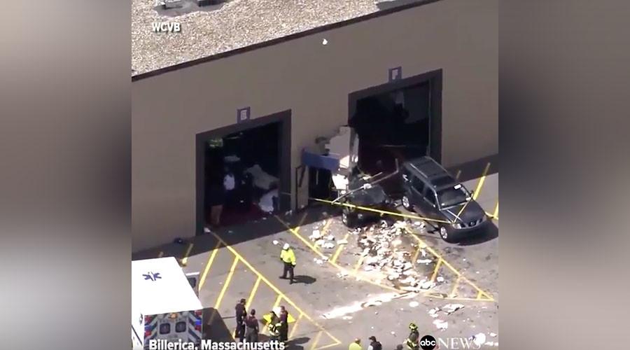 Massachusetts crash leaves 3 dead, 9 injured – police
