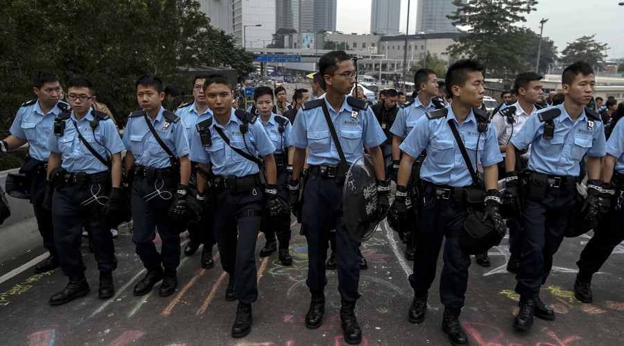 Hong Kong police on high alert over threat of ISIS-inspired lone wolves – report