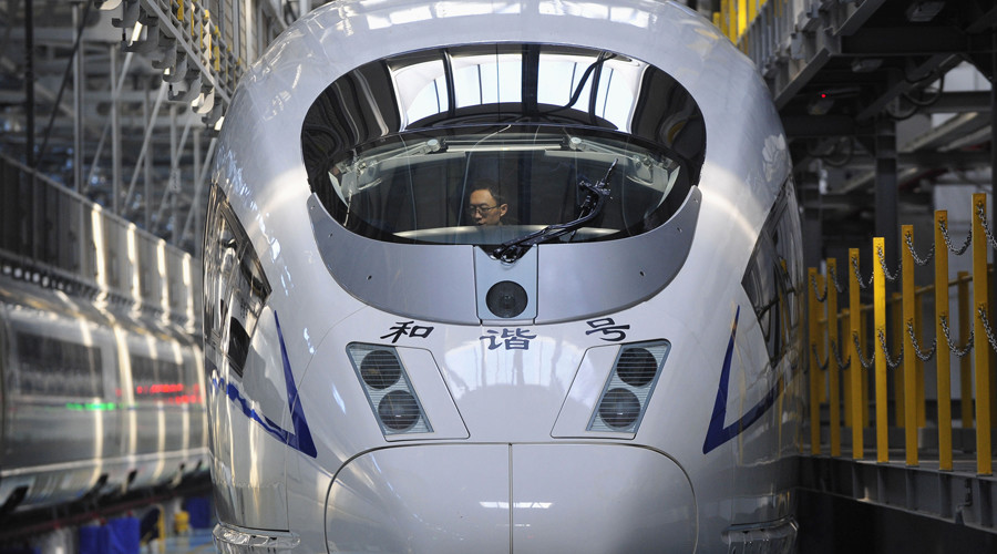 Buon viaggio: Russian high-speed railway project attracts another European investor