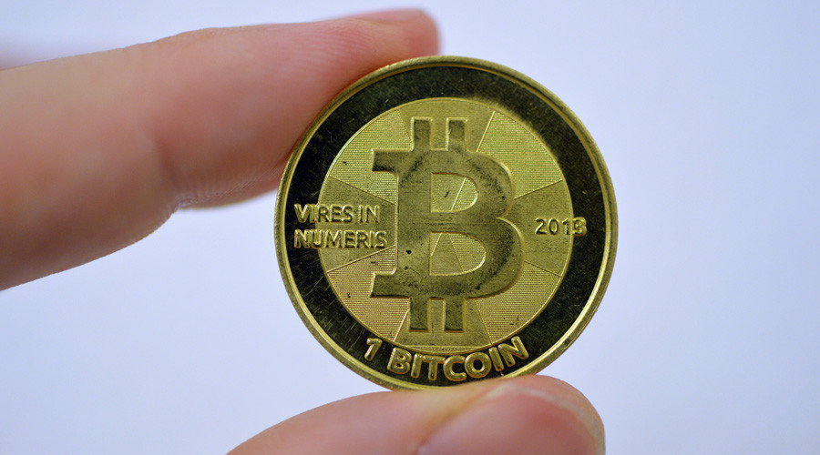 Bitcoin breaks through $1,500 for first time
