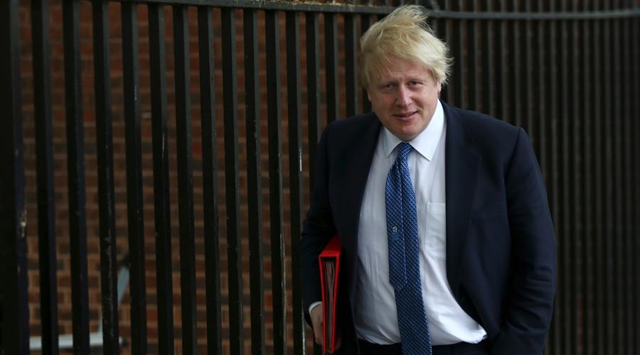 UKIP backs Boris Johnson's general election bid