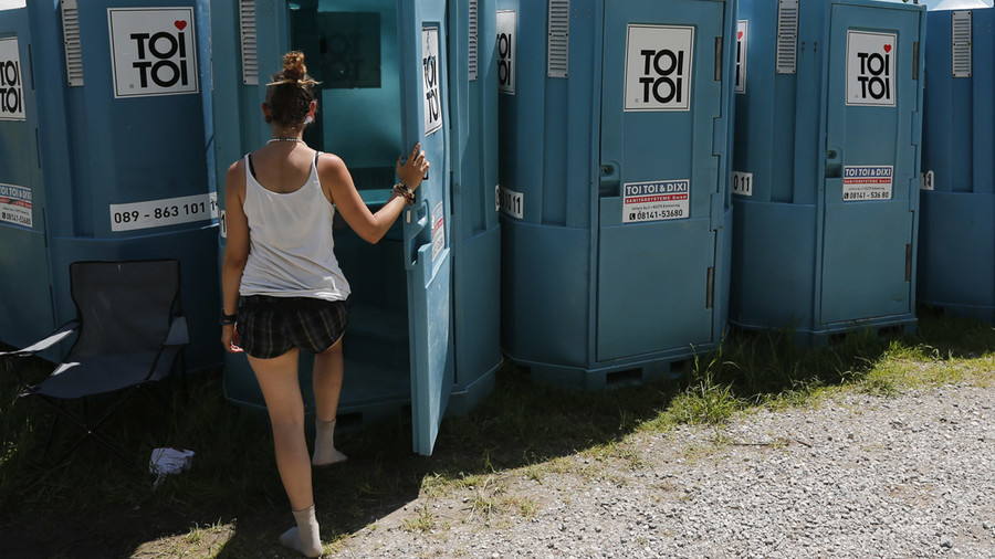 Austria's Green Party To Teach Women How To Pee Standing