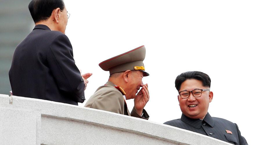 'Vicious plot': Pyongyang claims CIA planning biochem attack against Kim Jong-un