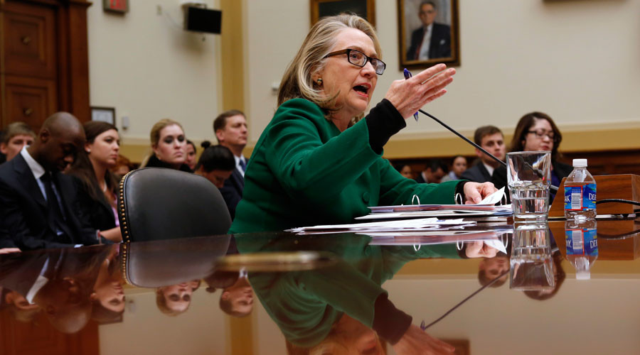 Court orders State Dept to release Clinton emails on Benghazi attack