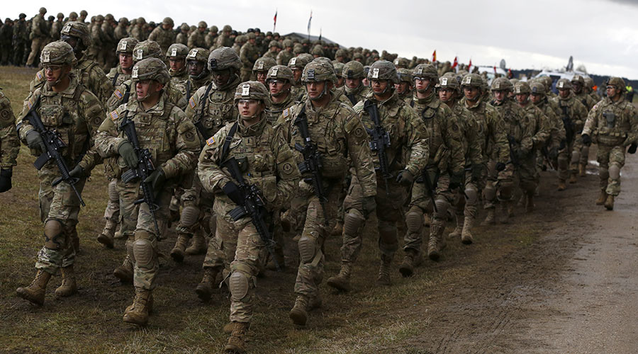 US military can't shake Cold War mindset – Russian MOD
