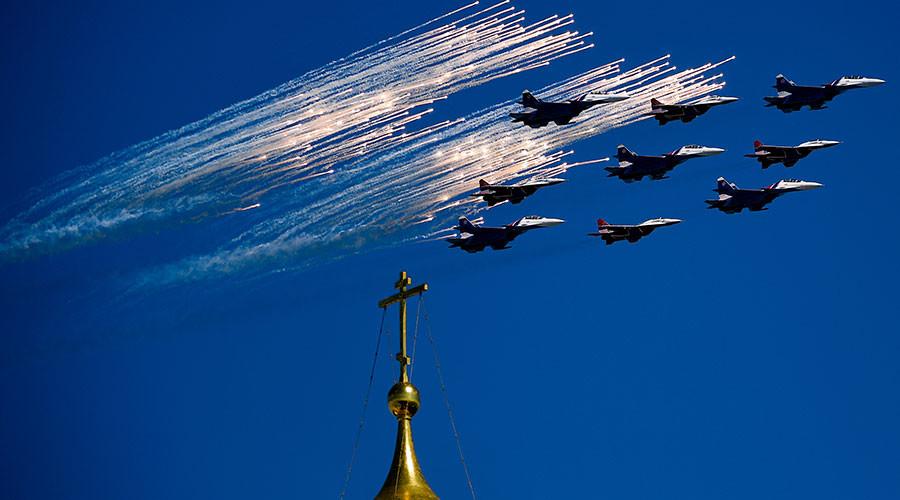 Victory Day celebrations