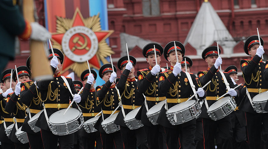 1,000s of troops, state-of-the-art weaponry parade through Moscow on V-Day (PHOTOS, FULL VIDEO)