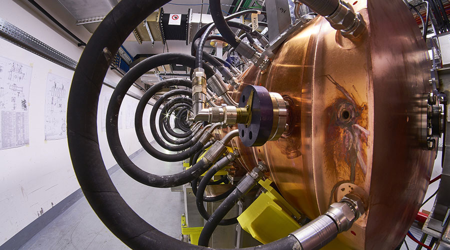 Art, cancer & mysteries of the Universe: CERN's new particle accelerator unveiled (PHOTOS, VIDEO)
