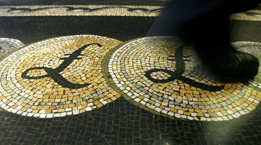 Sterling surges to 8-mth high ahead of Bank of England rate decision