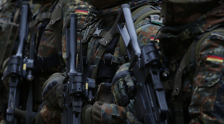 'From recruits to generals': German defense minister vows to reform army amid far-right attack probe