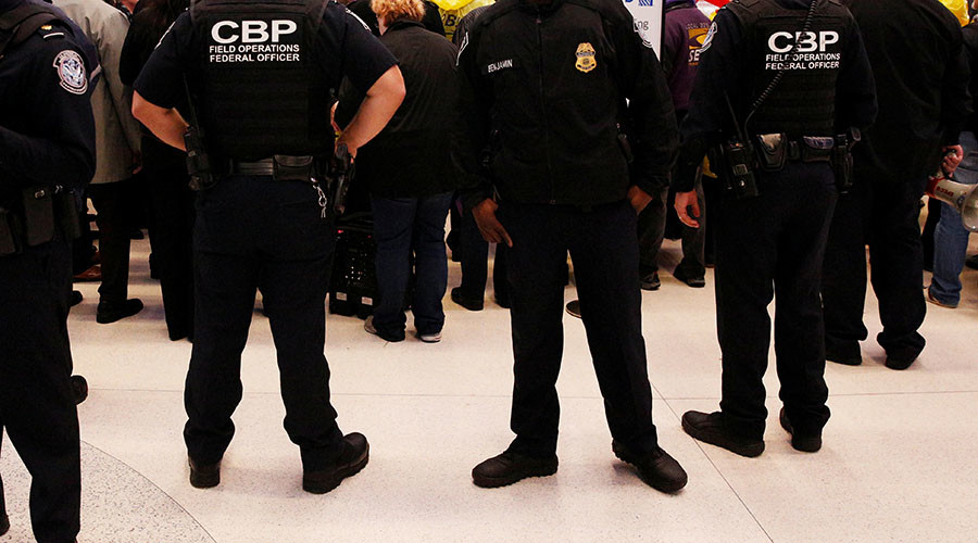 'Rape table' at Newark Airport under investigation by Homeland Security