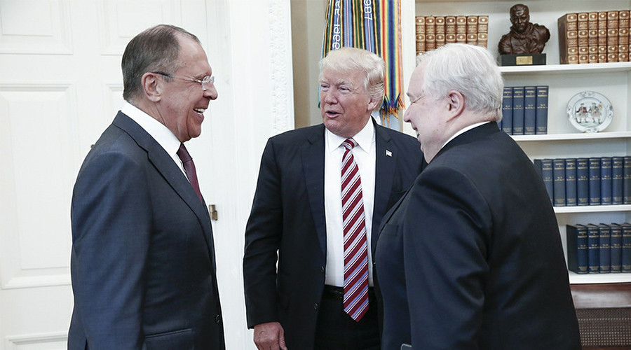 No secret message: Lavrov didn't deliver anything from Putin to Trump, says presidential aide
