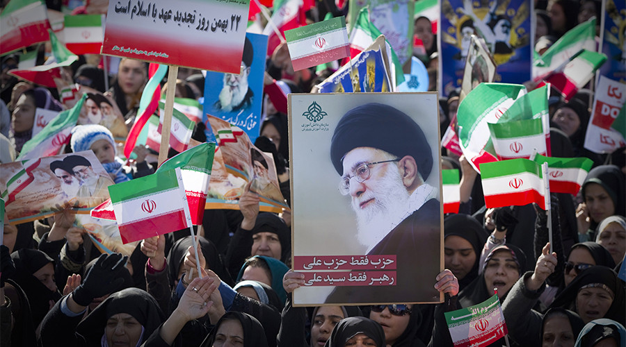 Khamenei promises to defend Iran's security with 'a slap in the face'
