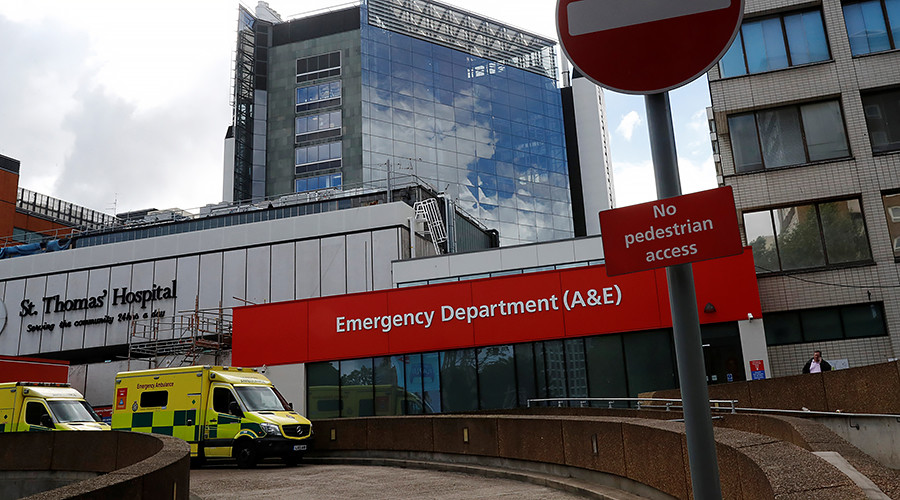 Hospital computers across Britain shut down by cyberattack, hackers demanding ransom