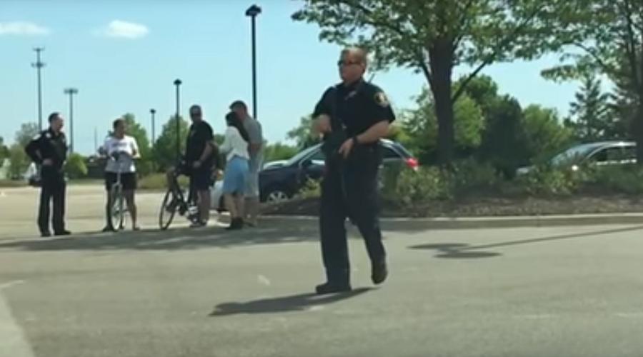 SWAT kills inmate who grabbed officer's gun & took nurse hostage at Illinois hospital