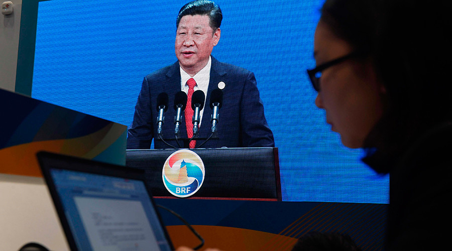 China hosts global Silk Road forum