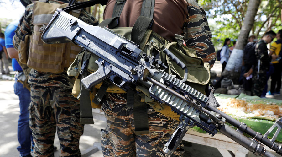 Philippines eyes $500mn loan to buy Chinese arms, says strings attached to US weapons