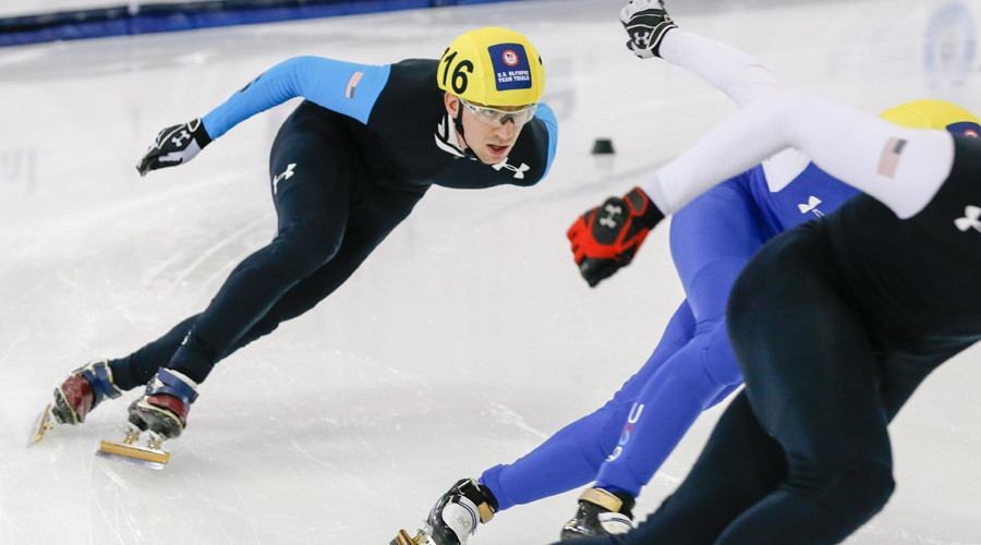 Male Sochi medalist from US banned for 4yrs after testing positive for female fertility drug