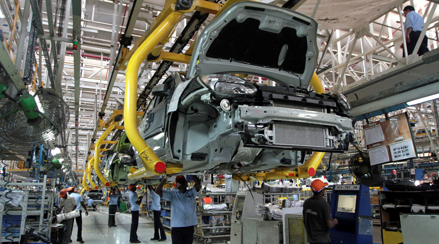 Ford to cut 10% of workforce in North America & Asia