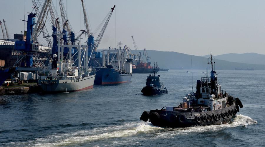 Ferry service opens between N. Korea & Russia's Vladivostok