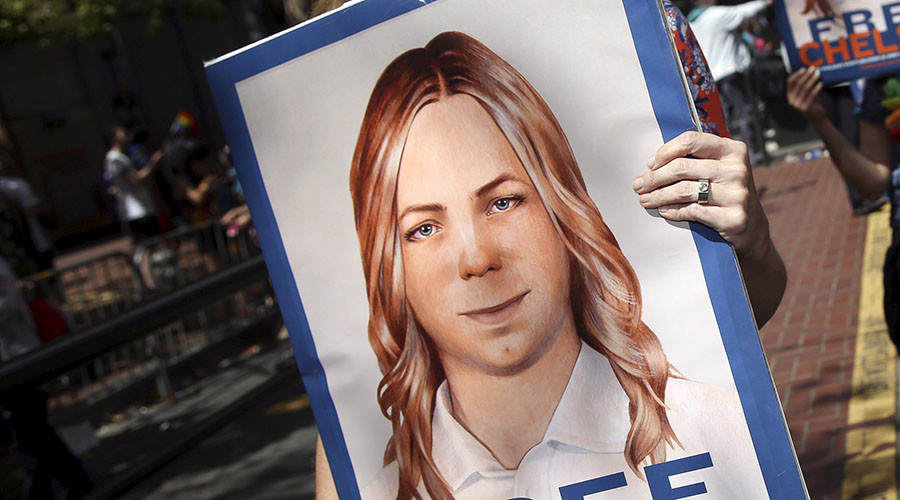 Chelsea Manning's Senate bid: Cause for celebration or criminal Democrat candidate?